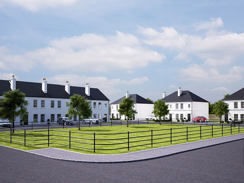 Abbeyfields, Dungiven